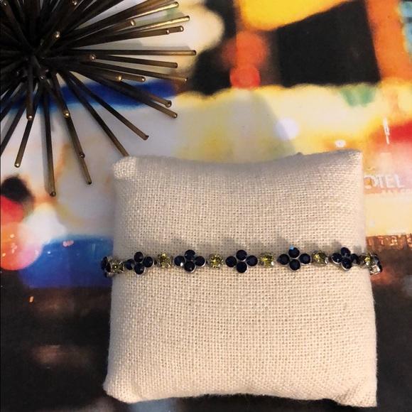 Sorrelli Jewelry - 💸 SALE Sorrelli Dark Indigo Line Bracelet